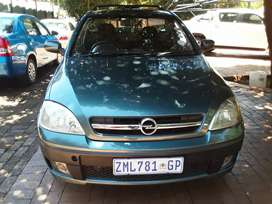 Corsa bakkie 2007 model very clean and affordable price range