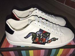 Gucci кроссовки 'Асе'