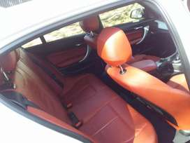 BMW 118i WITH SUN ROOF IN EXCELLENT CONDITION