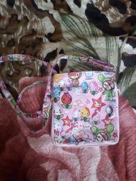 Сумка, сумочка для девочки.