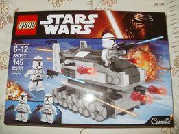 Nowe klocki a'la Lego Star Wars Wóz Bojowy