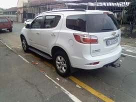 Chevrolet Trailblazer 2.8 Duramax diesel 4x4 Automatic for sale