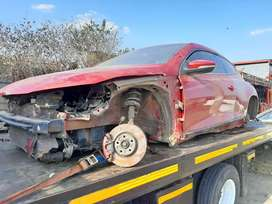 VW Scirocco 2.0 tsi CAW Stripping for parts