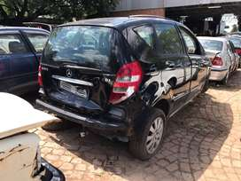 Mercedes-Benz A180 CDI W169 Manual Stripping for Used Spares Parts