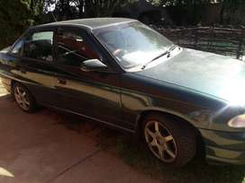 4 door 2L Astra ie Euro. Well kept, in perfect running condition.