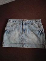 Spódniczka mini dżinsowa