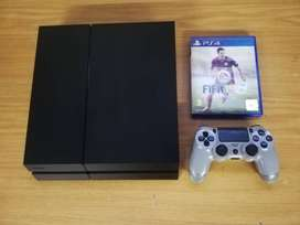 PS4 1TB - 1 Controller & Fifa 15 OR swap for ps3 and cash difference