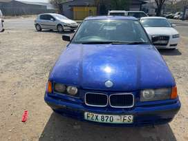BMW E36 (325i) - FOR SALE AS IS OR AVAILABLE FOR SPARES
