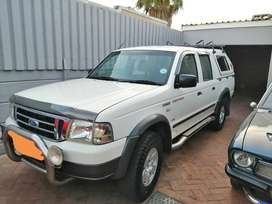 Ford ranger 2007 double cab 2.5 Tdi 4x4