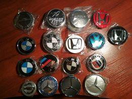 Продам колпачки в диски BMW Honda Mercedes Nissan Audi Volkswagen