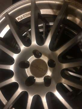Turn1 17inch alloy rims for sale