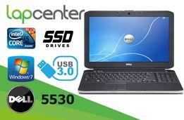 Dell Latitude E5530 CORE i5-3340M 4GB 180GB SSD USB 3.0 - LapCenter.pl