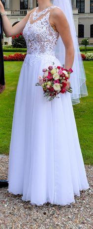Suknia ślubna Chełm - image 4