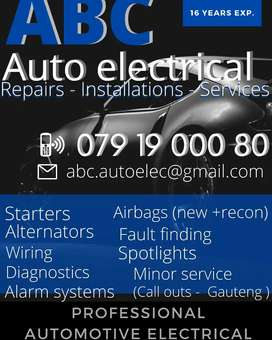 ABC Auto electrical