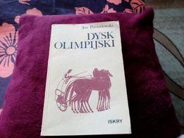 Książka ,, Dysk Olimpijski''. Autor Jan Parandowski