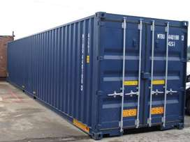 10foot, 20 foot, 40 foot one trip shipping containers
