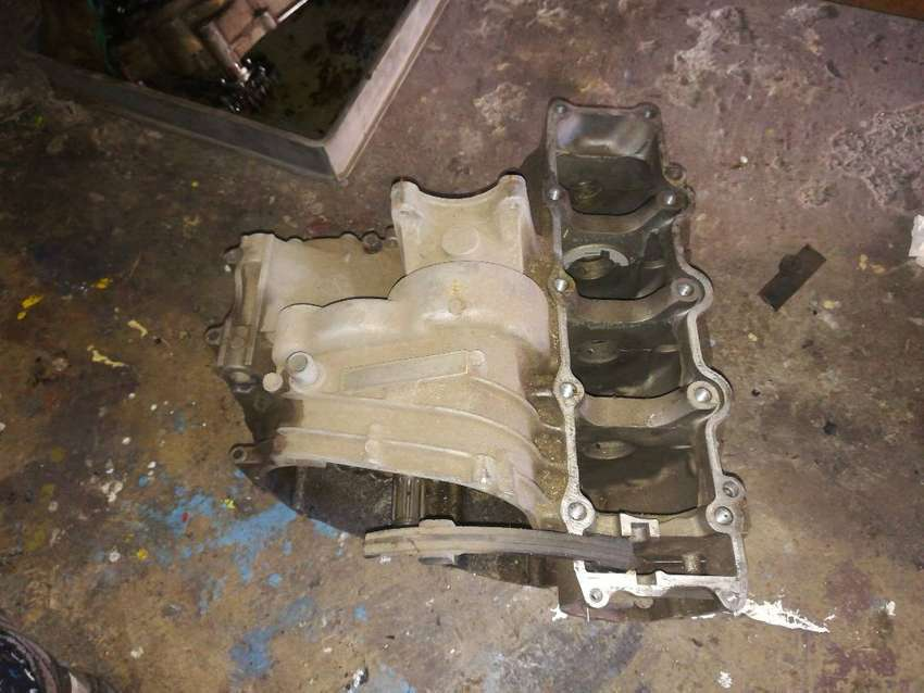 Zxr 750 gearbox complete 0