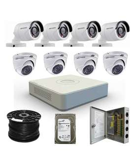 Cctv camera installations, equipment sales and support