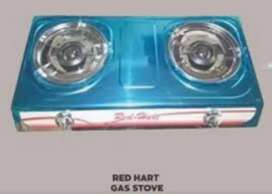 Red Hart Gas stove.