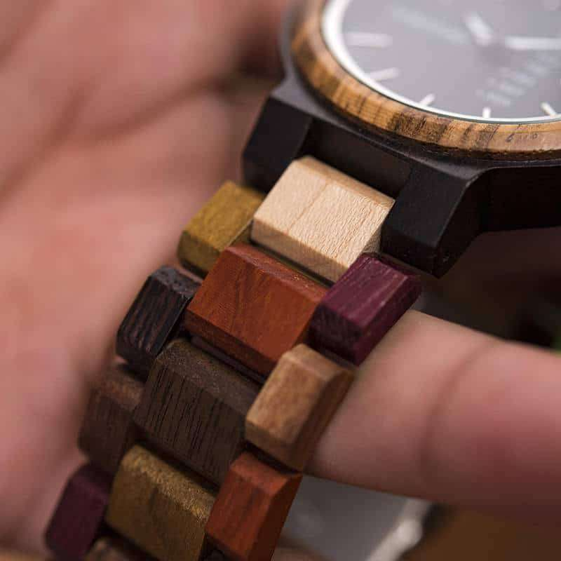 Wooden Watches & Wooden Sunglasses for Men and Women 0