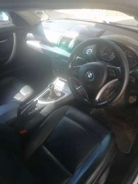 I'm selling a BMW 1series for 55000