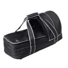 Chelino Baby Carry Cot Bubble Black