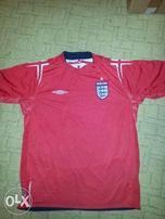 Koszulka Umbro , reprezentacji Anglii L