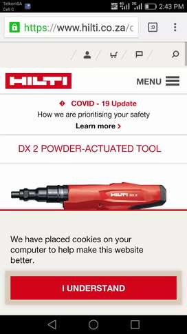 Hilti tool for sale