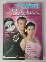 Szkoła tańca K. Cichopek M. Hakiel książka, album z CD