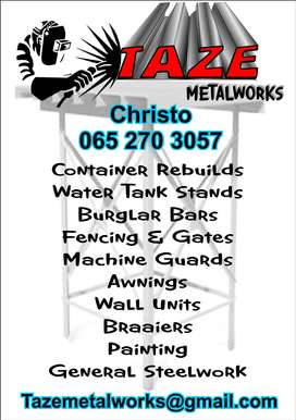 All Metal Works required