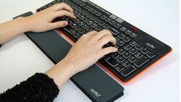 Подставка под запястья для клавиатуры