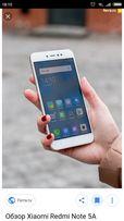 Смартфон Xiaomi Note 5A