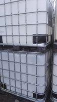 Zbiorniki 1000 l mauzer Paletopojemnik beczka 200l z dwoma korkam