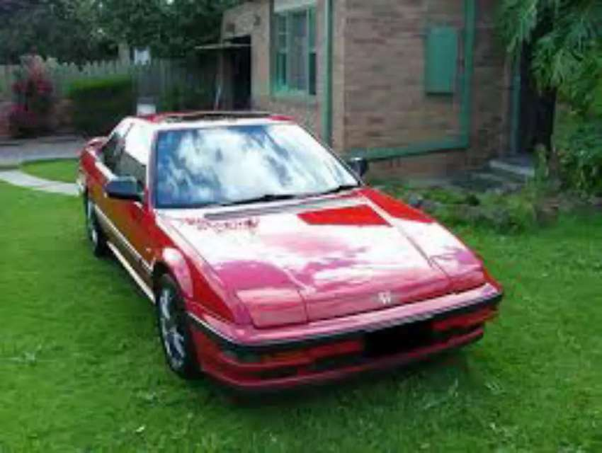 Manual honda prelude 2.0l in good running condition