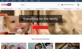 eCommerce Website: CityEnd Stores   1600+ Products