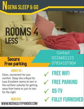 We Do Well Come You All To Our Affordable Rooms .