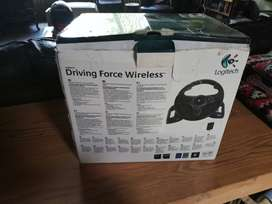 Logitech Steering wheels and Pedals