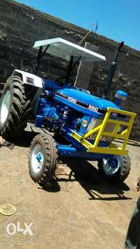 Tractor ford 5610 0