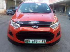 Ford eco sport 2018 model