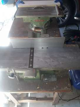 2 in 1 - Table Saw and Planer