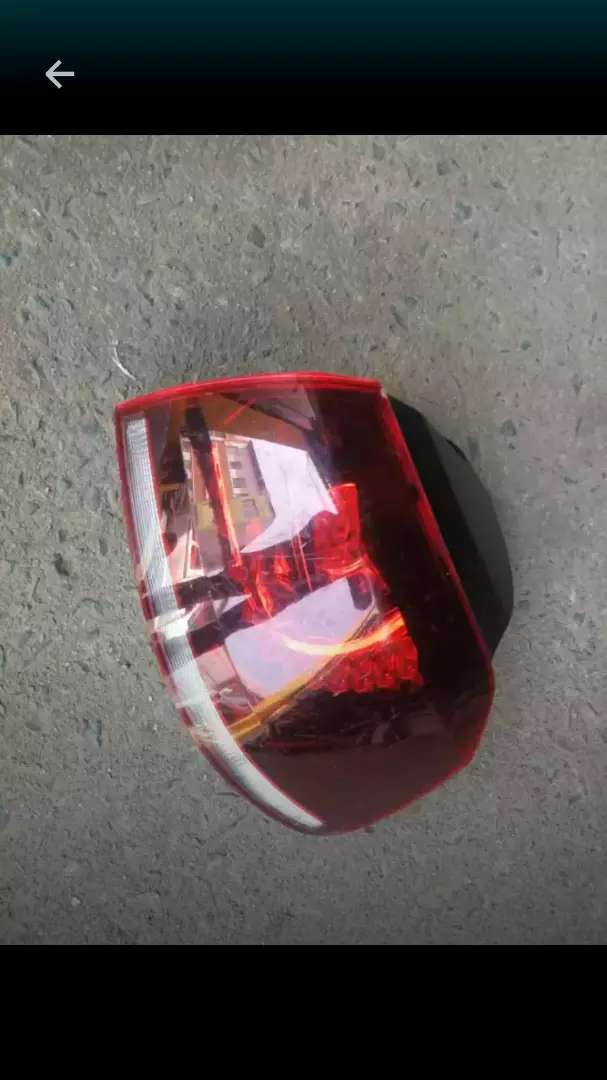 Polo6 gti taillight