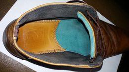 Кожаные мужские туфли. Осень-весна.