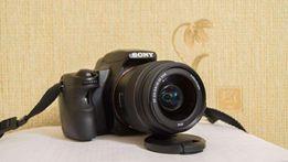 Sony A37 kit 18-55 !Отличное состояние! Лучшая модель по цена-качество
