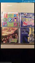Płyty CD z muzyką różnego rodzaju