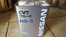 Nissan genuine authentic brand new gearbox oil