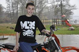 Koszulka Motocyklowa M3S (Moto 3 Style)