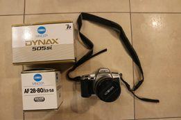Minolta Dynax 505si + AF 28-80
