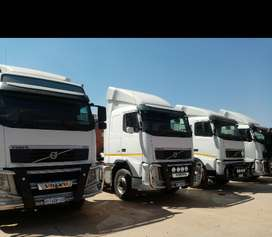 Side tipper volvo available