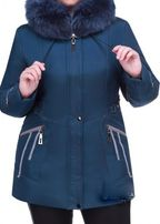 Новая зимняя женская куртка Nui Very, размер 50-52