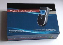 Алкометр Drive Safety AT818 алкотестер с мунштуком точный тестер